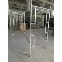 Wholesale Hot DIP Galvanized H Frame Scaffolding System Mobile Walking Through Type from china suppliers