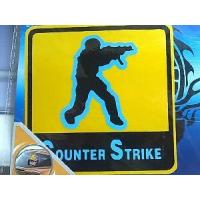 Wholesale Robot Car Sticker (counter strike) from china suppliers