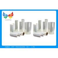 Wholesale High Shrinkage PET PETG Shrink Film , Soft Heat Seal Shrink Packaging Film from china suppliers