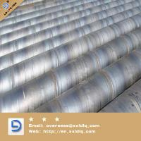 Wholesale Spiral steel pipe gas 1200mm diameter from china suppliers
