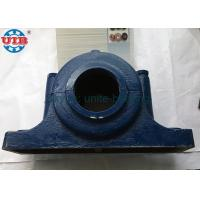 Buy cheap Cast Iron Steel C45 Plummer Block Bearing 27.5kg ABEC 3 For Mining Machine from wholesalers