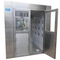 Wholesale Medical Class 100 Stainless Steel Air Shower Clean Room Laboratory from china suppliers