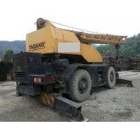 Quality USED TADANO TR-180E 18t Rough terrain crane for sale original japan for sale