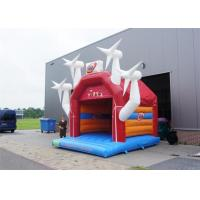 Wholesale Small Commercial Toddler Blow Up Bounce House Inflatables With Fire Resistant from china suppliers