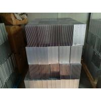 Wholesale Precision Cutting 6063 T5 CNC Machining Aluminium Heat Sink Profiles 100MM Length from china suppliers