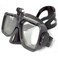 Buy cheap Free Diving Adults Flexible Silicone dive mask with Tempered Glass Lens from wholesalers