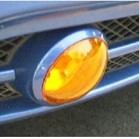 Wholesale halogen led clear mini Auto Ceiling lamp Neon amber fog lights from china suppliers