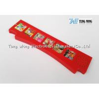 Quality Red 6 Button Sound Module For Kids Sound Books As Indoor Educational Toys for sale