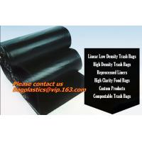 Wholesale Refuse sacks, drum liners, bags on a roll, trash collection bags, collection bags, sacks from china suppliers