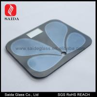 China Factory price ITO Conductive coating Glass plate for Bluetooth Smart Body Fat Scale on sale
