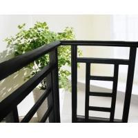 Wholesale Aluminum Stair Railing For Stairs , Powder Coating / Anodizing Aluminium Exterior Hand Railings from china suppliers