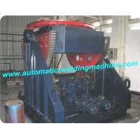 Quality Automatic Pipe Welding Positioners , Welding Turning Table With Rotating for sale
