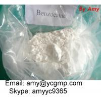 China Benzocaine  Safely pass Customs Local Anesthetic Benzocaine cas 94-09-7   topical pain reliever for sale