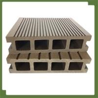 Wholesale waterproof outdoor WPC decking price from china suppliers