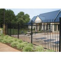 Wholesale Professional Square Tubular Picket Fence For Automatic Security Gates from china suppliers