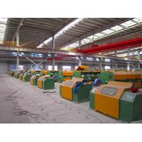 5.0mm - 12.0mm Welding Wire Forming Machine , Ribbed Steel Wire Wire Processing Machine for sale