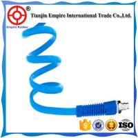 Wholesale transparent 10mmPVC air hose used in pneumatic tools and machine service WN-3203 Factory price nylon recoil air hoses s from china suppliers