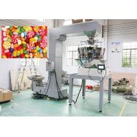 Wholesale Vertical Automated Packing Machine For Candy / Crisps 220V Input Voltage from china suppliers
