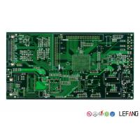 Wholesale 10 Layers Communication PCB Blind Via PCB With HASL Lead Free 230 * 550 Mm from china suppliers