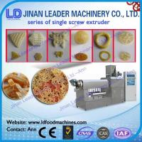 Wholesale Crispy Pea screw shell Potato Food extruder from china suppliers