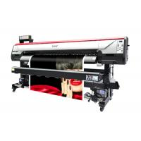Wholesale High Efficient Large Format Digital Printing Machines For Posters 2715x1095x800mm from china suppliers