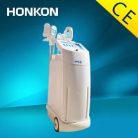 Quality 6w - 12w Cryolipolysis Slimming Machine 1300w 165 * 81mm2 Window Size for sale
