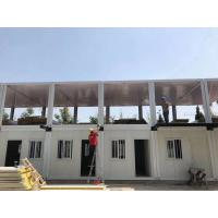 Wholesale Heatproof 20ft Shipping Container Cabin , Easy To Install 2 Bedroom Container House from china suppliers