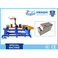 Buy cheap C-GIS Air Cabinet Automatic TIG Welding Robot With Wire Feeder from wholesalers