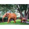 Buy cheap Life Size Outdoor Animal Statue Corten Steel Garden Elephant Statue from wholesalers