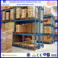 Wholesale CE-Certificated High Loading Capacity Pallet Racking / Steel Pallet Rack from china suppliers
