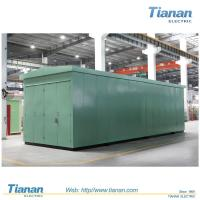 Wholesale 40.5kV High Voltage Compact Transformer Substation With 3 Phase from china suppliers