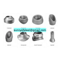 Wholesale stainless 347h weldolet sockolet threadolet flangeolet elbowlet from china suppliers