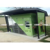 Wholesale Express Cabinet Touch Screen Outdoor Advertising Kiosk Kiosk Self Service Terminal from china suppliers