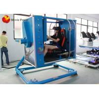 China Exciting 720 Degree Flight 9D VR Simulator 360  Flight Racing Simulator Cockpit for Sale on sale