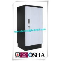 Wholesale 150L Vertical Anti Magnetic Fireproof Locking File Cabinet For Document / Data Storage from china suppliers