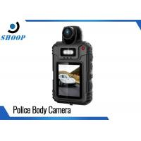 Wholesale 1080P Security Body Camera Recorder , Body Worn Police Pocket Video Camera 64GB from china suppliers