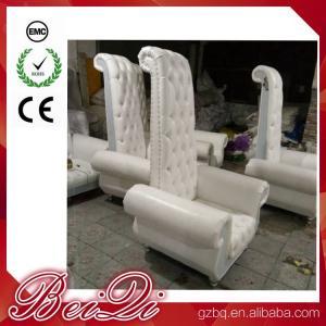 China Pedicure Chair Foot Spa Massage Used Beauty Nail Salon Furniture Luxury Foot Massage Sofa on sale
