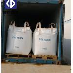 China Chemical Virgin PP Super Big Bag 1000KG Bulk Bags For Pet Resin 93 X 93 X 120cm for sale