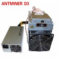 Wholesale Antminer D3 (19.3Gh) from Bitcoin Mining Device X11 algorithm hashrate of 19.3Gh/s from china suppliers