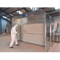Wholesale Budget Big bus spray booth 20M (CE) from china suppliers