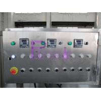 China Industrial Bottle Packing Machine , Plastic Bottle Sterilizing Equipment on sale