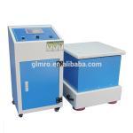 China Electromagnetic Vibration Testing Machine/Table Vibration Test Table for sale