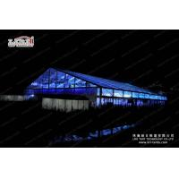 Wholesale Fire Proof Clear Luxury PVC Wedding Tent With Glass Door And Window from china suppliers