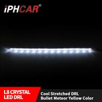 Wholesale IPHCAR Led Running Light With Turn Light Can Stretch from 500mm to 700mm Led running light from china suppliers