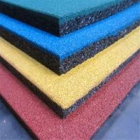 Wholesale Henan Manufacturer Sports flooring rubber tiles factory price from china suppliers