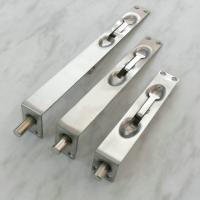 Wholesale door bolt  types L shape contemporary stainless steel flush door bolt from china suppliers