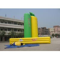 Wholesale Durable Inflatable Interactive Games Inflatable Climbing Wall For Playground from china suppliers