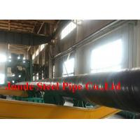 Buy cheap Manufacture supply API5LSSAWspiral weldedsteel pipewith 3PE 3PP FBE coating with CE certificate from wholesalers