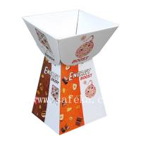 Wholesale 2016 Special HOT Corrugated Dump Bin for Chocolate Display from china suppliers
