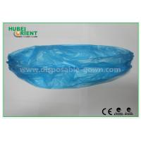 Wholesale Medical Disposable Arm Sleeves / Custom Waterproof PE Oversleeves For Household from china suppliers